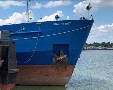 Арест российского танкера в Измаиле: в США захлопали захлопали в ладоши