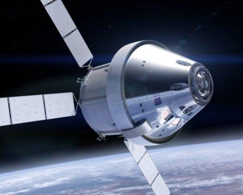 В NASA показали корабель, на якому підкорюватимуть Місяць