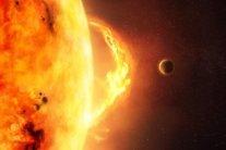 Зонд смог заснять солнечный ветер: опубликованы уникальные кадры