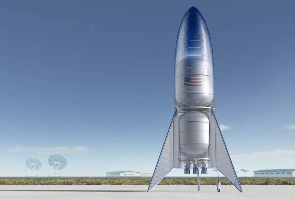 SpaceX вперше посадила корабель Starship, але вже через кілька хвилин він вибухнув