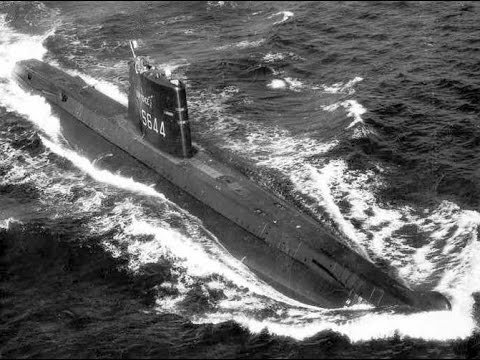 У побережья Франции нашли пропавшую полвека назад подводную лодку