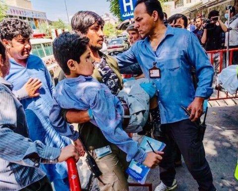 Афганські друзі Путіна взяли відповідальність за теракт в Кабулі