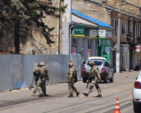 Силовики освободили одесских пленниц: видео спецоперации