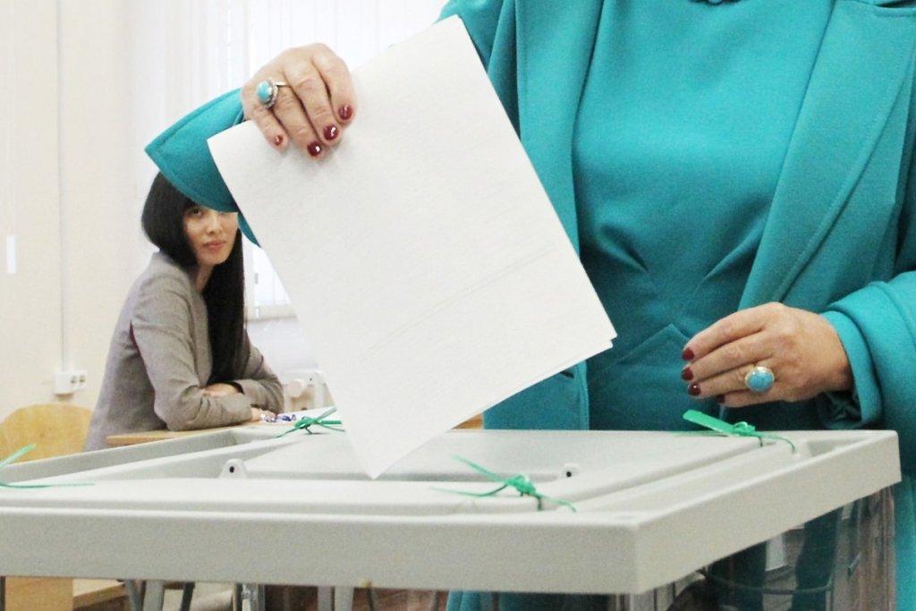 Выборы: ЦИК начала оглашать первые результаты