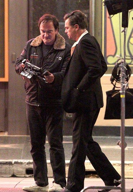 Одного разу в Голлівуді. Стало відомо, чому під час зйомок забороняли дивитися Ді Капріо у очі