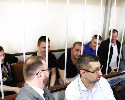 Апеллируй не апеллируй: московский суд оставил украинских моряков под стражей