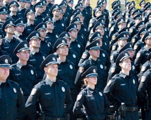 Стало відомо, скільки копів виженуть на вулиці Києва у День Незалежності