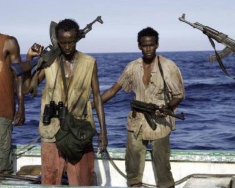 СМИ: нигерийские пираты захватили судно с украинскими моряками на борту
