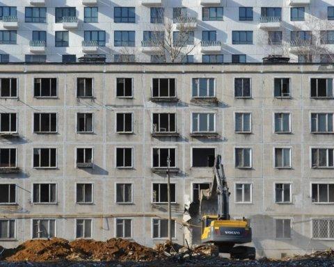"""Уряд готує скандальне рішення щодо реконструкції """"хрущовок"""" в Україні"""