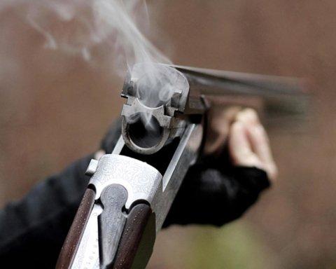 Под Киевом пьяный прокурор открыл стрельбу
