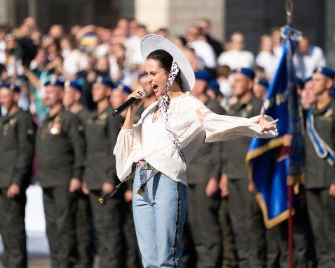 Аліна Паш поскаржилася на погрози після виступу на Марші Гідності