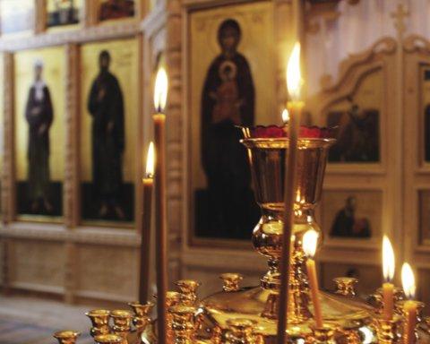 Сторонники Московского патриархата напали на священника ПЦУ