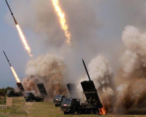 КНДР знову запустила ракети в Японському морі
