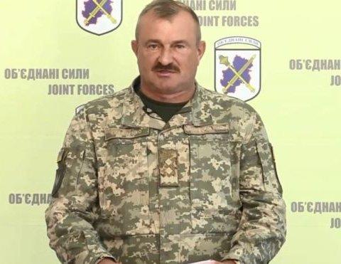 У нового командующего ООС свои счеты с россиянами — волонтер