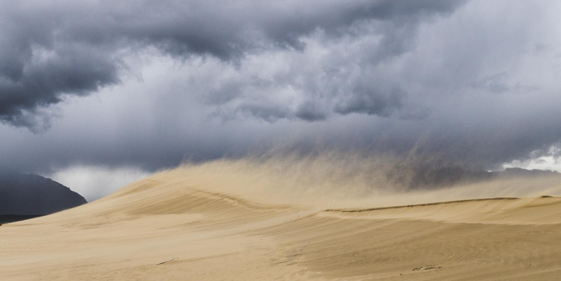 Картинки бури в пустыне