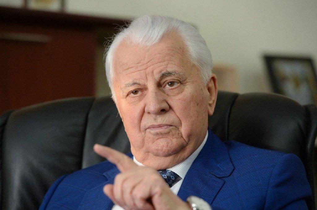 Нет претензий к России, но реального желания установить мир на Донбассе у нее нет, – Кравчук