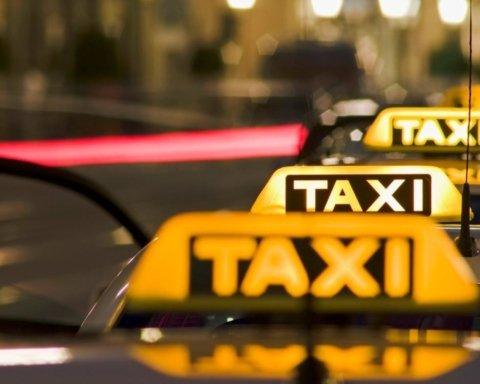 В Украине хотят ввести жесткие штрафы для нелегальных таксистов: что известно