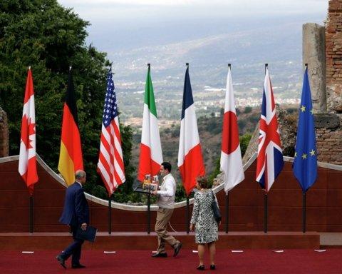 Лидеры G7 обсудили возвращение России в «Большую восьмерку»