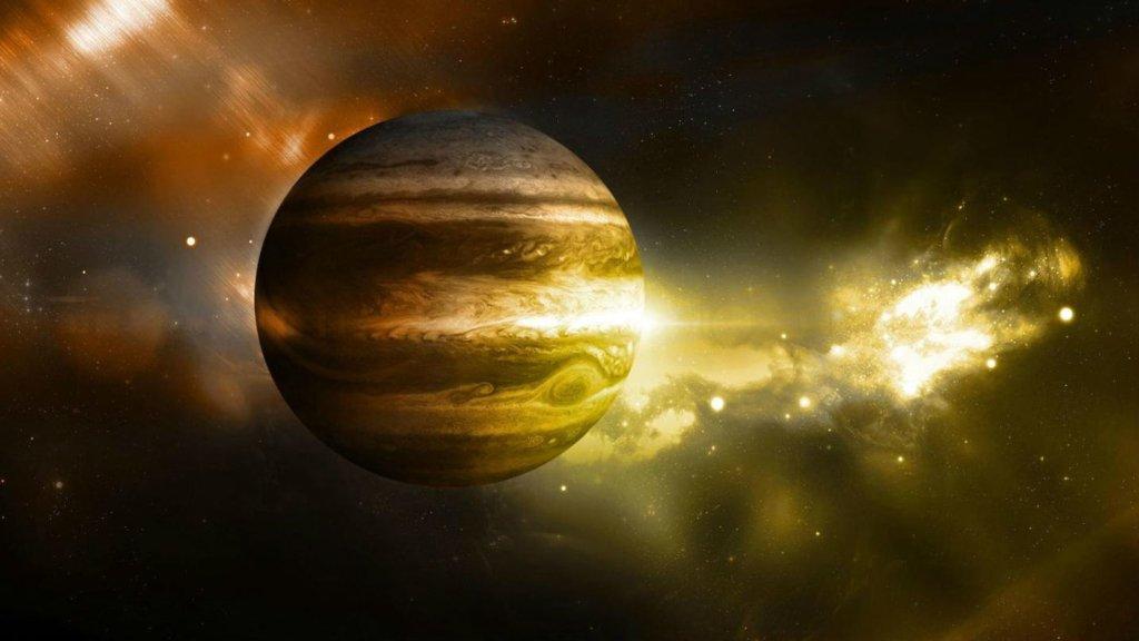 Астроному удалось зафиксировать редкое явление на Юпитере: удивительные фото