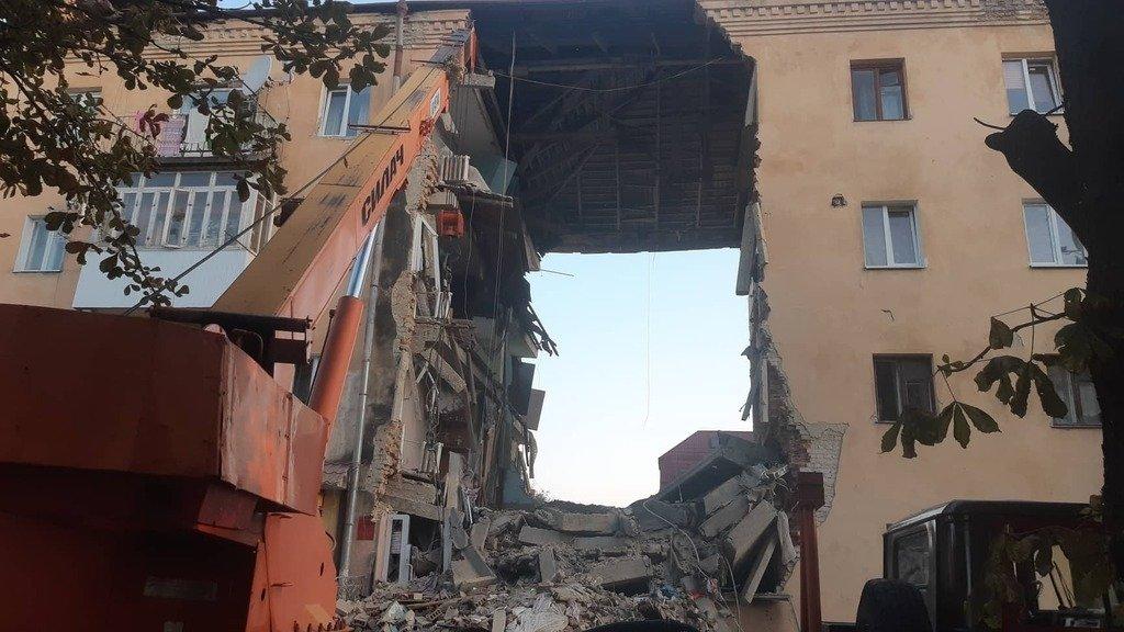 Взрыв в Дрогобыче: Львовская область объявила трехдневный траур
