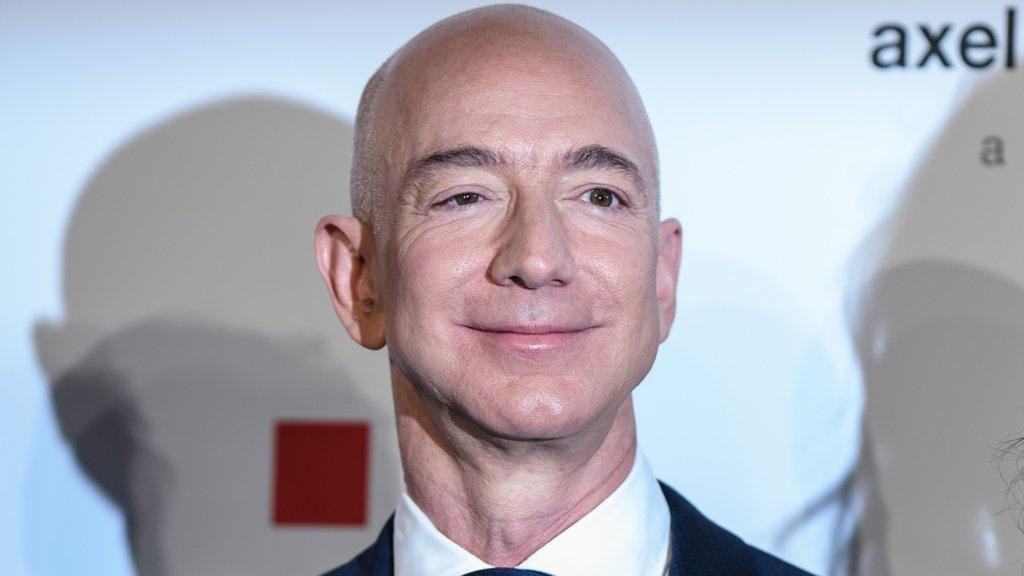 Власник Amazon втратив статус найбагатшої людини планети