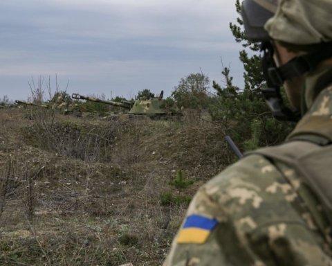 Ситуация на Донбассе: боевики коварно обстреляли позиции ООС, много раненых