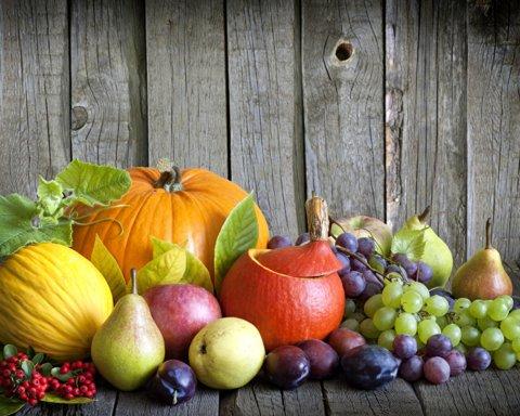 Лікарі назвали найкорисніші осінні продукти