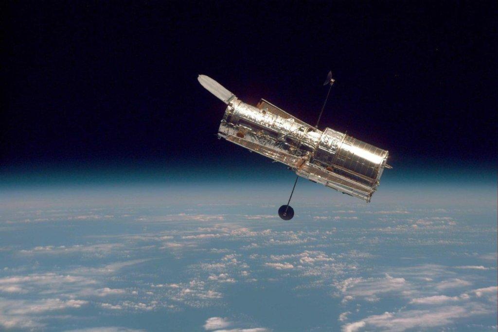 В NASA показали шикарный снимок с телескопа Hubble