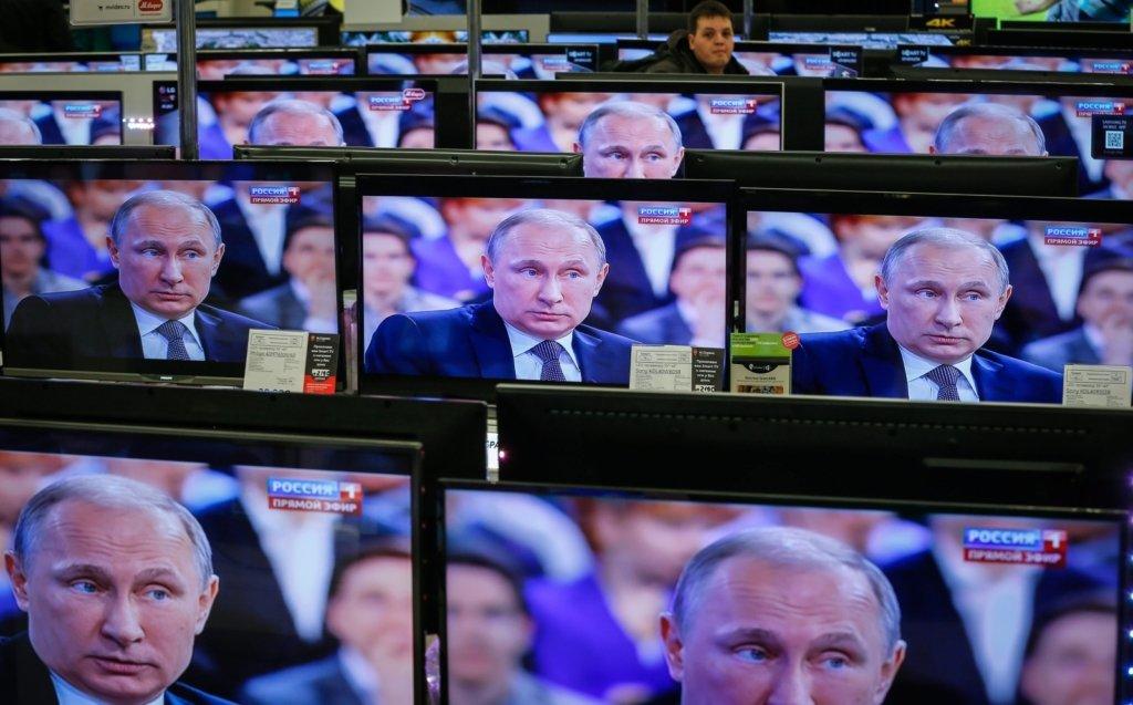 »Порвали рот за русский язык»: российские пропагандисты запустили новый фейк на Донбассе