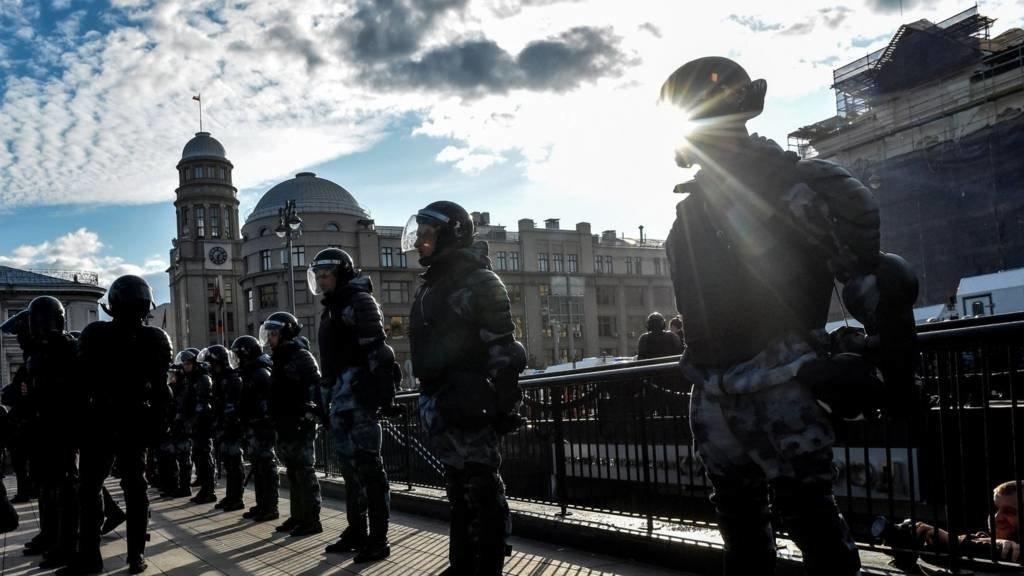 Протесты в Москве: звериная жестокость силовиков попала в кадр