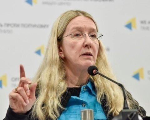 Супрун научила украинцев правильно худеть