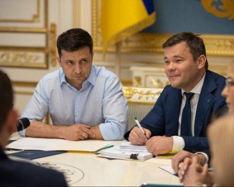 Зеленский вступился за Богдана из-за скандального вояжа в Сен-Тропе на День Независимости