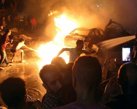 У терористів була вибухівка: жахливі подробиці смертельної ДТП у столиці Єгипту