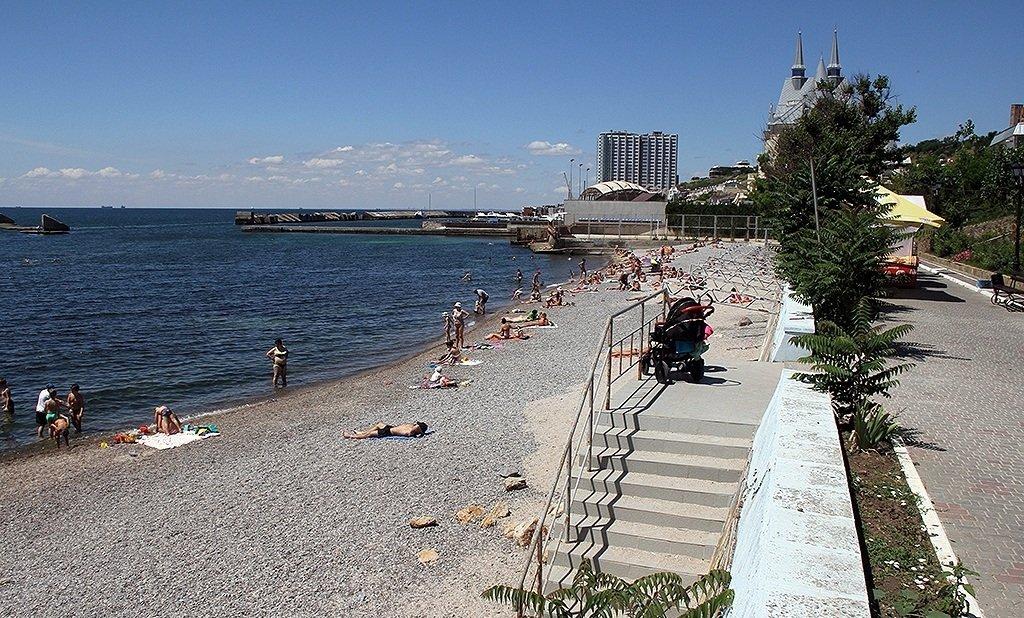 Какой будет погода на курортах Украины: прогноз на август