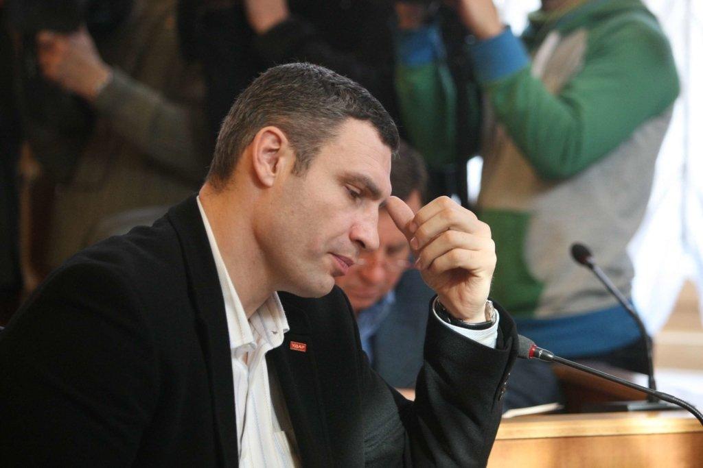 Стало известно, кто заменит Кличко на посту главы КГГА