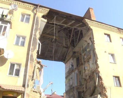 Вибух у Дрогобичі: кількість жертв збільшилася