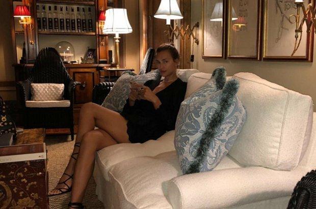 Супермодель Ирина Шейк впервые показала мать на отдыхе
