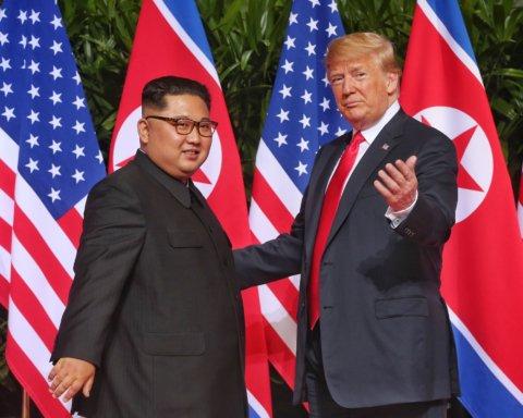 Трамп похизувався, що Кім Чен Ин вибачився перед ним через ракетні випробування