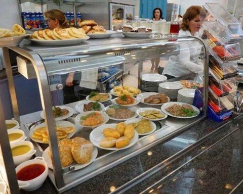У новій Верховній Раді суттєво подорожчало меню у їдальні: фотофакт