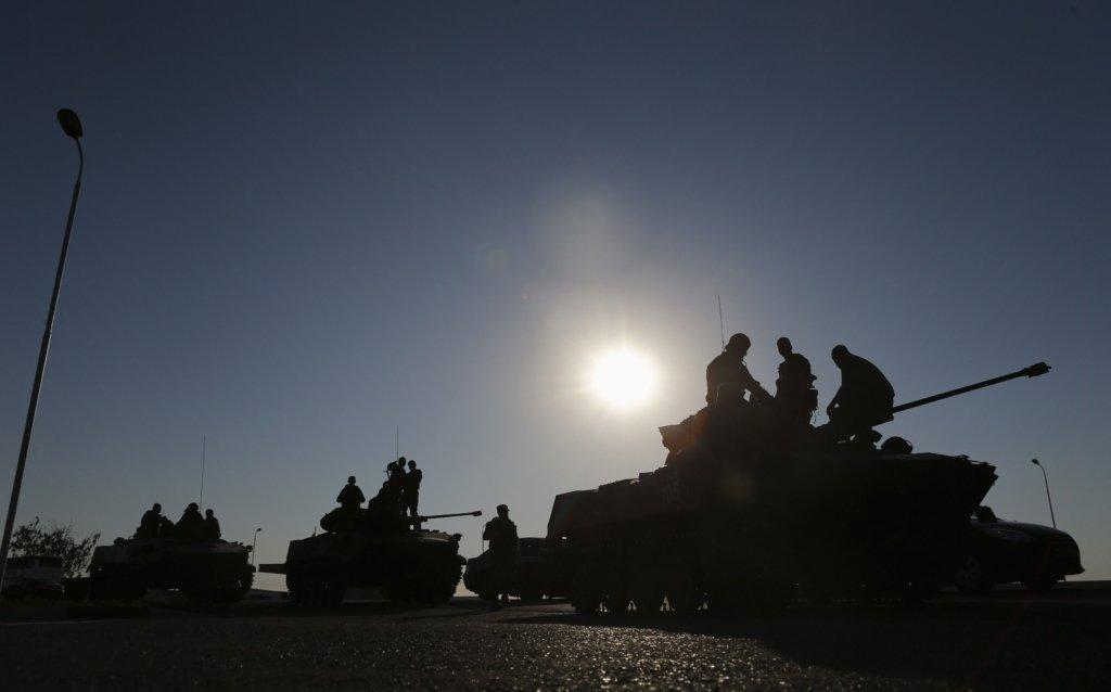 Естонська розвідка попередила про можливий напад РФ на Україну