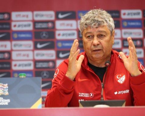 Луческу прокоментував чутки про те, що він може очолити Динамо