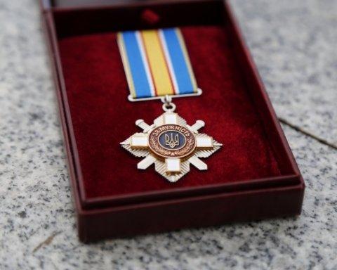 Зеленський нагородив українських військових та європейських політиків