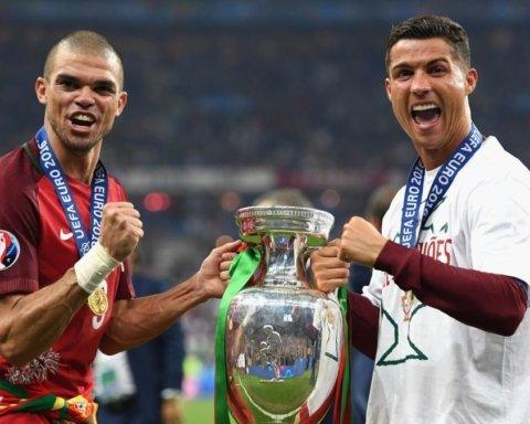 Роналду продал шикарную виллу партнеру по сборной Португалии