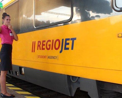 Головний залізничний перевізник Чехії анонсував відкриття маршруту до України