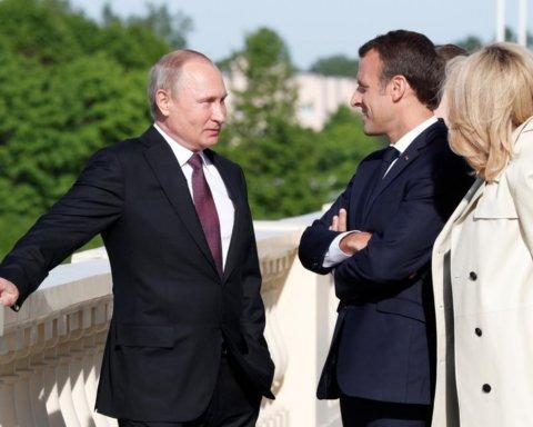 Беседы с Зеленским «вселили позитив» в Путина