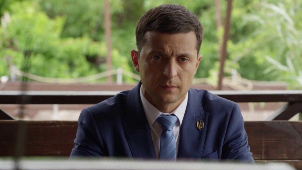 Держкіно заборонило в Україні фільм за участю Зеленського