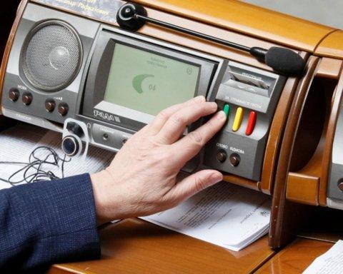 Рада звільнила Ємця з посади голови МОЗ, проте Степанова не призначили
