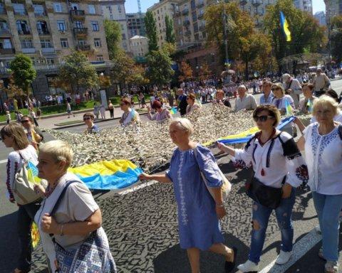 Ветеран обратился к украинцам после Марша защитников: вы даже не понимаете, что сделали