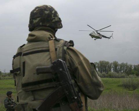 Боевики применили минометы на Донбассе, двое военных ранены