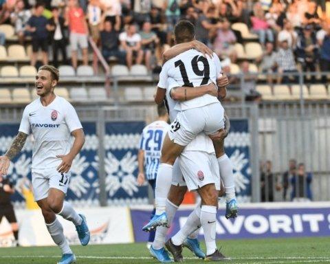 Зоря виграла у Будучності і вийшла в наступний раунд кваліфікації Ліги Європи